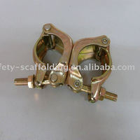 110 Degree Scaffolding Pressed Swivel Coupler
