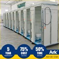 Ark Flatpack Long Lifespan Top Quality Good Price commercial field ladies WC