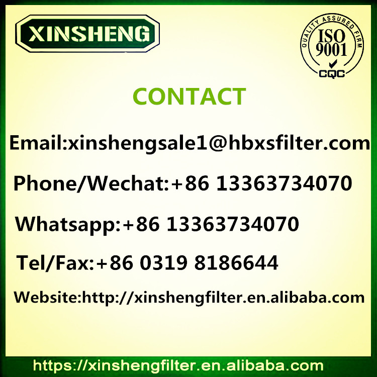car air filter 13717590597 for group 5i from professional factory supplier