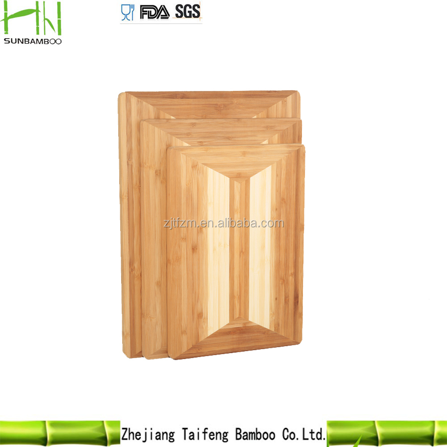 2015 Newest Hot Selling bread cutting board set with weight