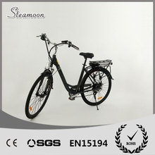 "2016 popular 28"" electric city bike/bicycle with 36V/10Ah lithium battery"