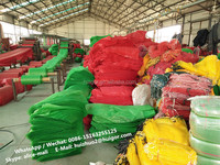 latest new model superior quality plastic hot sale 50kg pp onion mesh bag