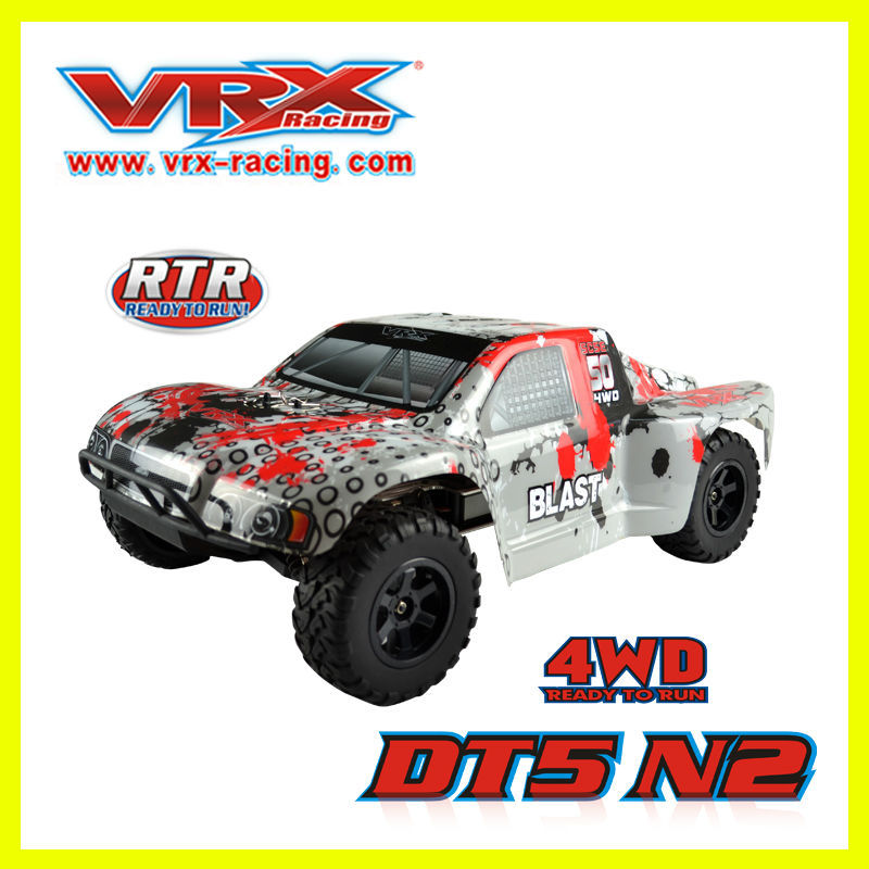 1/10th scale fule Gas Powered off-road Car Truck Nitro RC Car