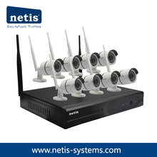 8CH Wireless IP Camera & NVR Security Kit