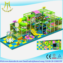 Hansel Commercial Kids Shopping Center Playground/Fitness Indoor Playground Business