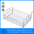metal wire grid display Rack accessories basket rack