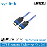 hdmi to composite video cable support 3D,4K,HDTV with UL,CE,ROHS