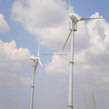 50KW wind turbine New design system