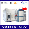 2015 alibab express machinery spray booth, used painting booth, car painting box