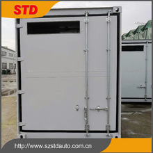 10 ft containerized equipment shipping container with CSC