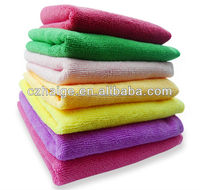 High absorption bulk polyester and polyamide microfiber towel manufacturer