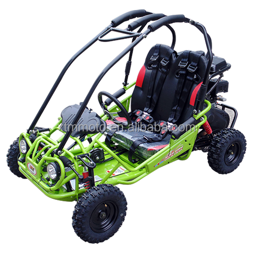Mini 50 off road dirt go karts kids with gear motor