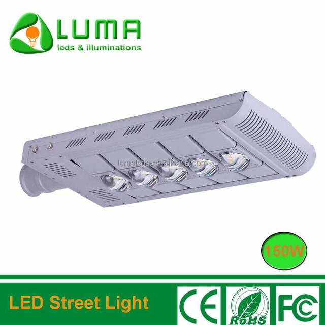 Led Street Light High Power Wholesale Price Outdoor Led Garden Lamp Aluminum Housing