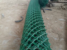 Factory and exporter zoo mesh/PVC coated chain link fence