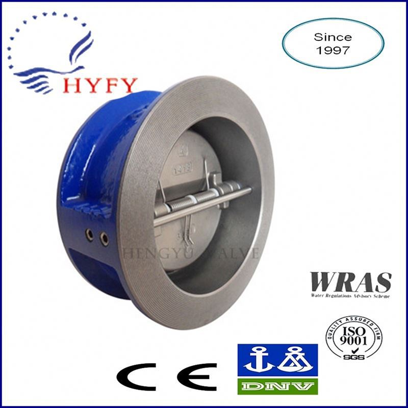 High quality and good price Ductile Cast Iron Vertical Lift Silent Type Check Valve
