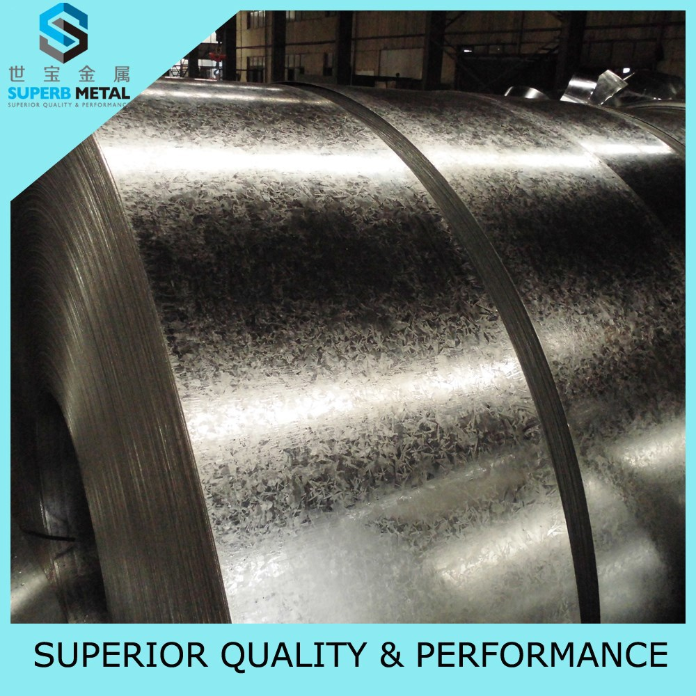 galvanized metal roofing price/Hot dipped galvanized strip steel for wheel rim application hot selling in India/Korea/Bangladesh