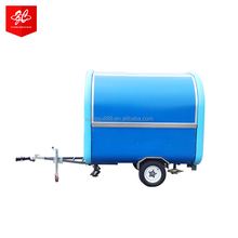 tornado potato food cart China mobile cart trailer donut machine electric mobile food cart/broasted chicken machine