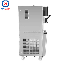 Commercial Frozen Yogurt Soft Ice Cream Vending Machine Using For Food Cart For Sale
