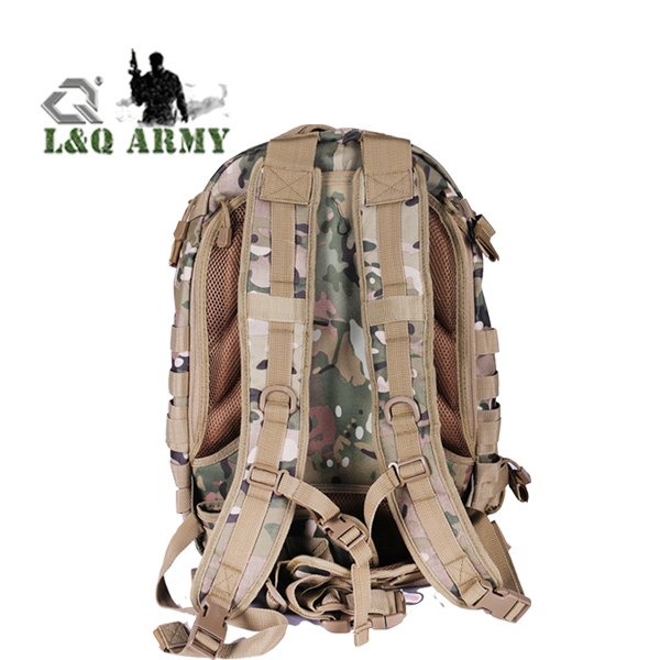 Crew Cab Tactical backpack Outdoor Military Rucksacks Tactical Sport Camping Hiking Trekking Bag 11009