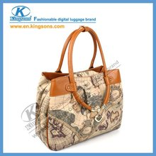 2012 fashion ladies pu bags