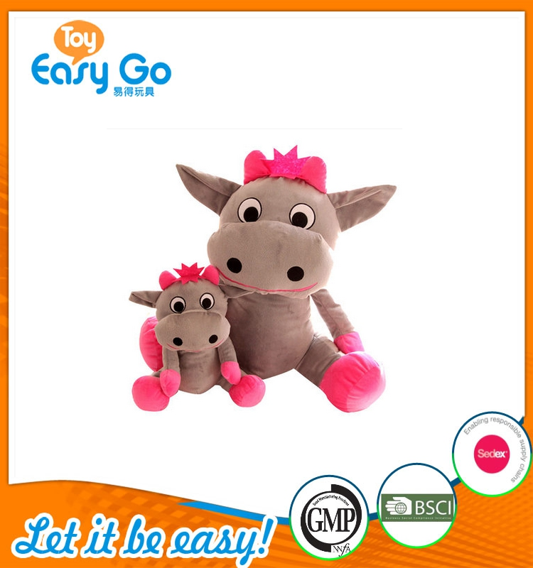 Special lovely and cute cow toy/ Stuffed cow Toys Home Deco Doll