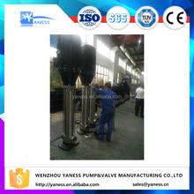 carbon steel water pump for distillation system