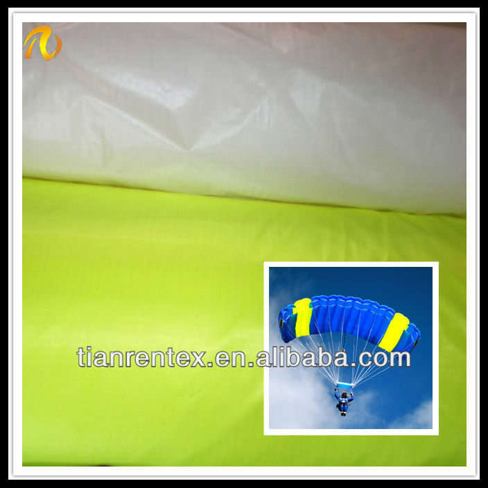 10D Nylon Parachute Fabric/Ultra-thin Nylon Fabric/Ultra-light Nylon Taffeta