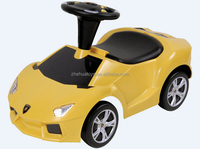 Newest No Battery Kids Car Foot to Floor Ride on Car