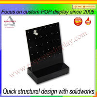 Factory Direct Selling Acrylic Body Piercing Jewelry Display Stand
