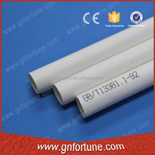 Perforated wall mount pvc pipe electrical pvc conduit and fittings