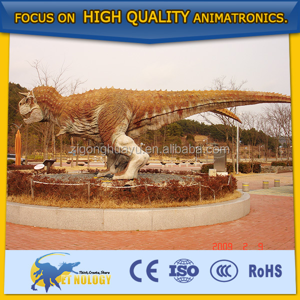 Theme/Amusement Park Product Static Artificial Dinosaur Model for Sale