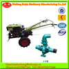2014 new product 4 inches diesel engine drive water pump for wholesale,best price farm walk tractor with water pump