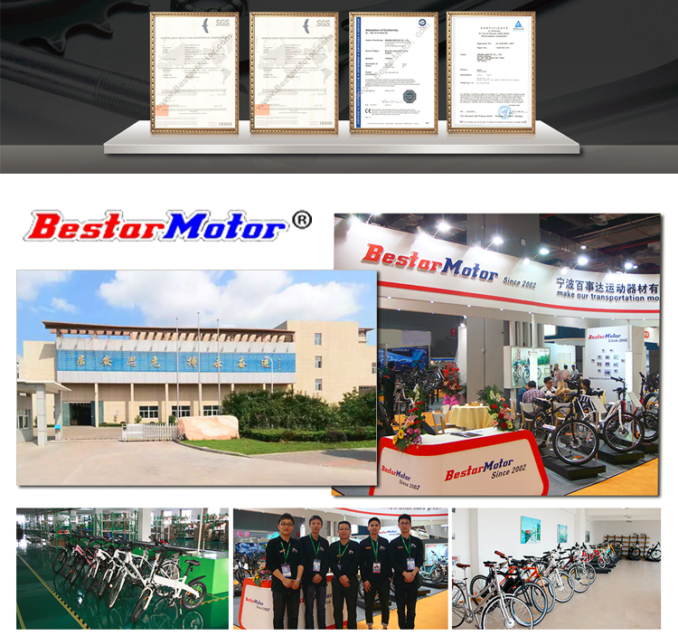 Bestar Motor New bicycle electric of 700C