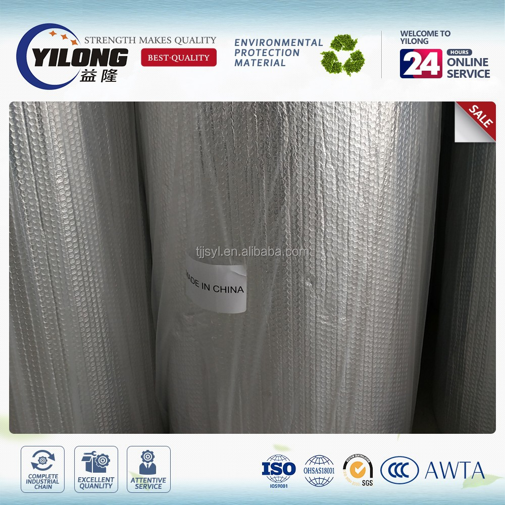 Roofing Insulated thermo reflective foil bubble wrap roll