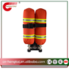 Factory Direct low Price double gas Cylinder Positive Pressure suit Air Breathing Apparatus R6100 6.8*2