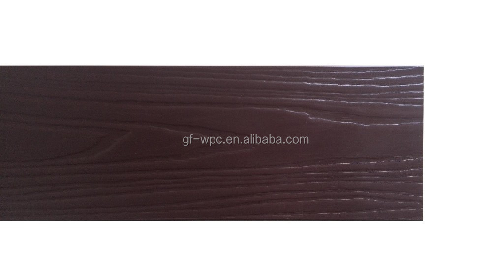 2015 New Wood Grain wpc wall panel