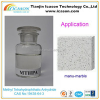 MTHPA using as curing agent together with epoxy resin cyd-128 le-828 used for fiberglass reinforce for russian market)