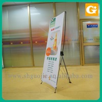 Advertising Display X-frame Banner Stand X Banner Stand