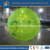 Green Zorb ball, inflatable zorb ball