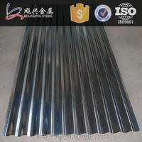 Manufacture Galvalume Corrugated Metal Roofing Sheet