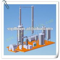 oil test equipment Atmospheric Vacuum Waste Engine/Crude Oil Distillation Equipment