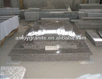 G664 Granite Tombstone (Good Price)