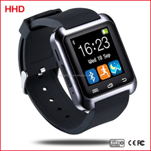 2017 New Bluetooth u8 smart watch for Andriod Mobile Phone with Bluetooth Wristwatch
