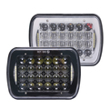 Led 5x7 headlight auto sealed beam manufacturers, 24v sealed beam headlamp