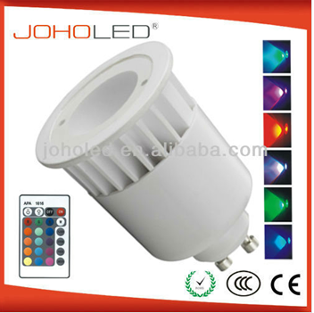 interior wall led light Dc12v Cob Mr16 Led Spotlight 5w 6w wall mounted chandeliers light