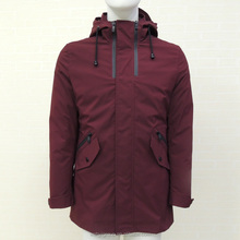 OEM New Style two in one Mauntaineering mens outdoor winter Jacket