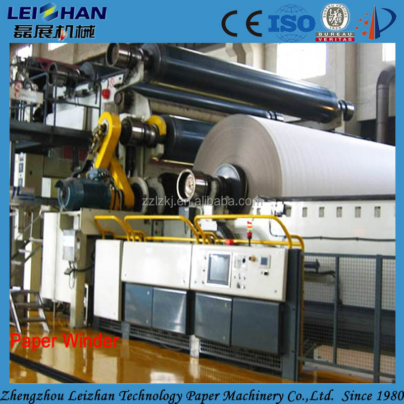 Waste white shavings recycled photocopy paper making machine