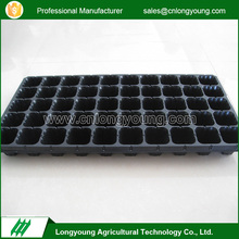 Factory wholesale polystyrene germination vegetable plastic seed tray