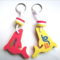 EVA promotion key chain