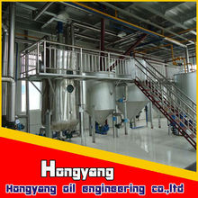 sunflower oil refinery machine with dewaxing process